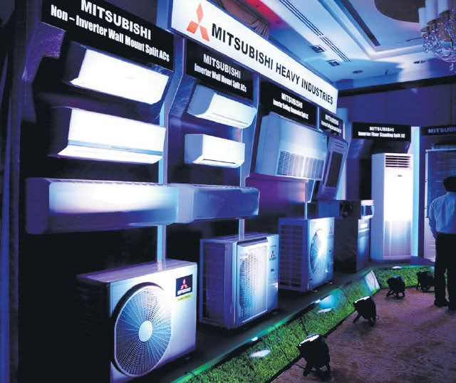 SINGER Showcases Mitsubishi Heavy Industries Air Conditioning Solutions
